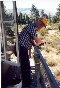 Arnie Arneson (photo courtesy of CBFIC)