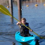 Kayak kid