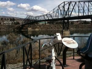 Pipeline Bridge Overlook